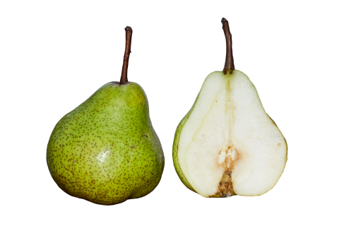 Peal Halved PNG