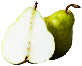 Pear Fruits PNG