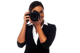Photographer PNG