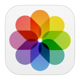 Photos Icon iOS 7 PNG