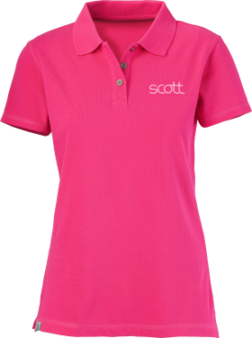 Pink Polo Shirt PNG