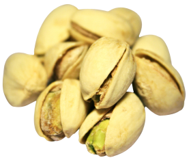 Pistachio in cup PNG