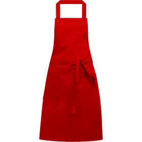 Plain Red Apron PNG