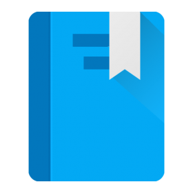 Play Books Icon Android Lollipop PNG