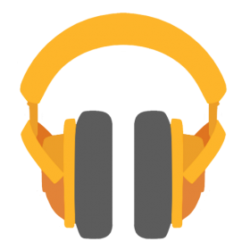 Play Music Icon Android Kitkat PNG