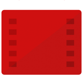 Play Video Icon Android Kitkat PNG