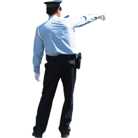 Policeman PNG