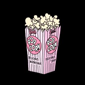 Popcorn PNG