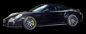 Porsche 911 Turbo Car PNG