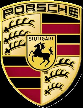 Porsche Car Logo PNG