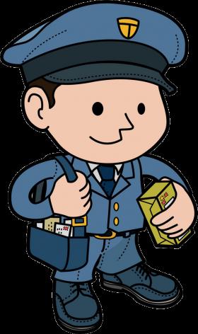 Postman PNG