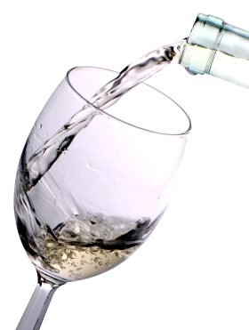 Pouring Wine PNG