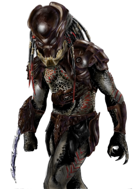 Predator Berserker PNG