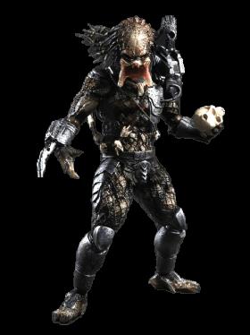Predator Boneco PNG