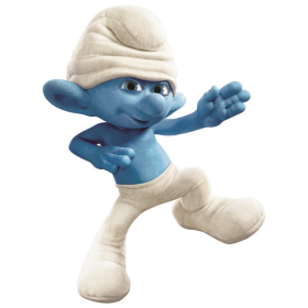 Puffo Smurf PNG