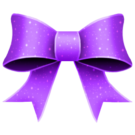 Purple Ribbon PNG