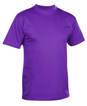 Purple T-Shirt PNG