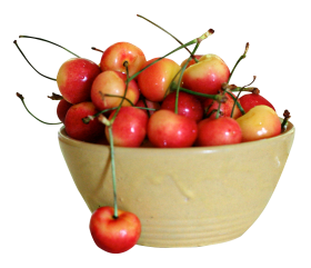 Rainier Cherries PNG