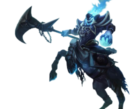 Reaper Hecarim Splashart PNG