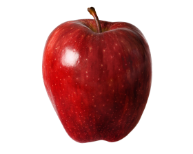 Red Apple's PNG