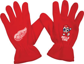 Red Gloves PNG