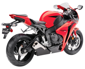 Red Honda CBR 1000RR PNG