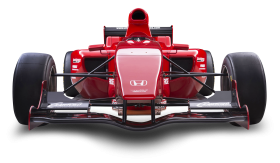 Red Honda Formula Lite Car PNG
