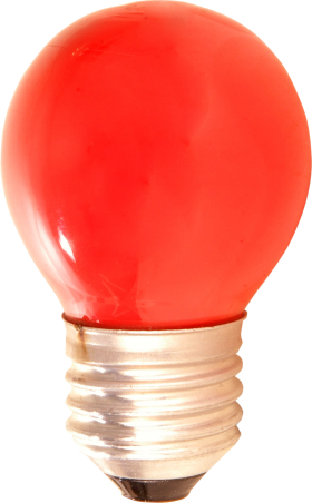Red Lamp PNG