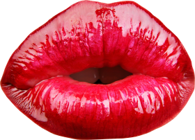 Red Lips PNG