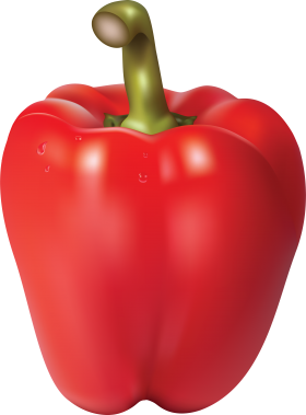 Red Pepper PNG