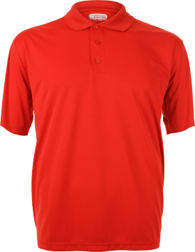 Red Polo Shirt PNG