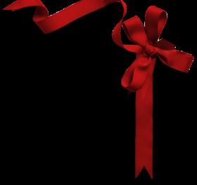 Festive Ribbon PNG