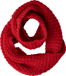 Red Scarf PNG