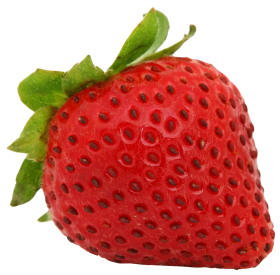 Red Strawberry PNG