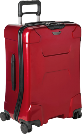 Red Suitcase PNG