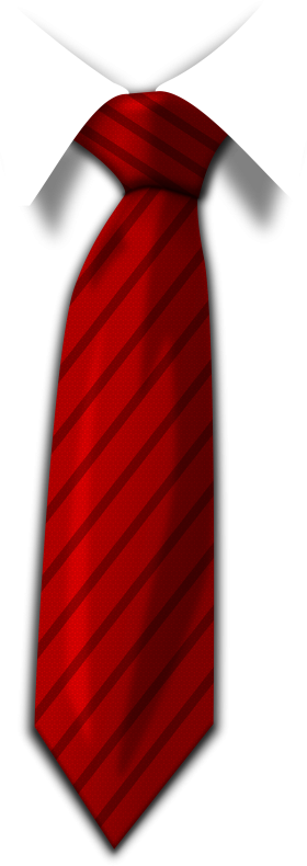 Red Tie PNG
