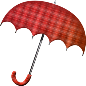 Red Umbrela PNG