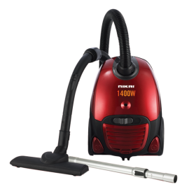Red Vacuum Cleaner PNG