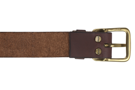 Red Wing Amber Pioneer Leather Belt PNG