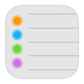 Reminders Icon PNG