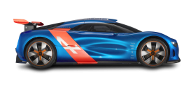 Renault Alpine Car PNG