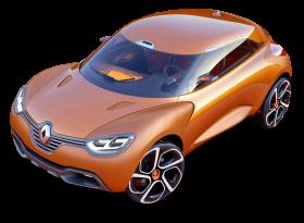Renault Captur Concept Car PNG