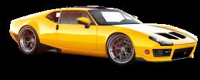 Ringbrothers DeTomaso Pantera Car PNG