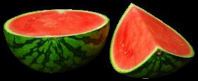 Ripe Watermelon PNG