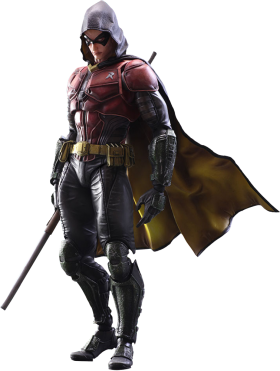 Robin Arkham Knight PNG