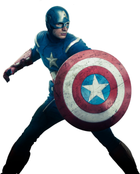 Rogers The Avengers PNG