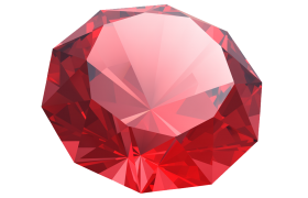 Round Ruby PNG