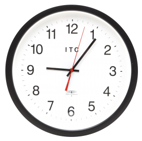 Round Wall Clock PNG