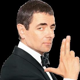 Rowan Atkinson PNG