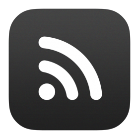 RSS Notifier Icon iOS 7 PNG
